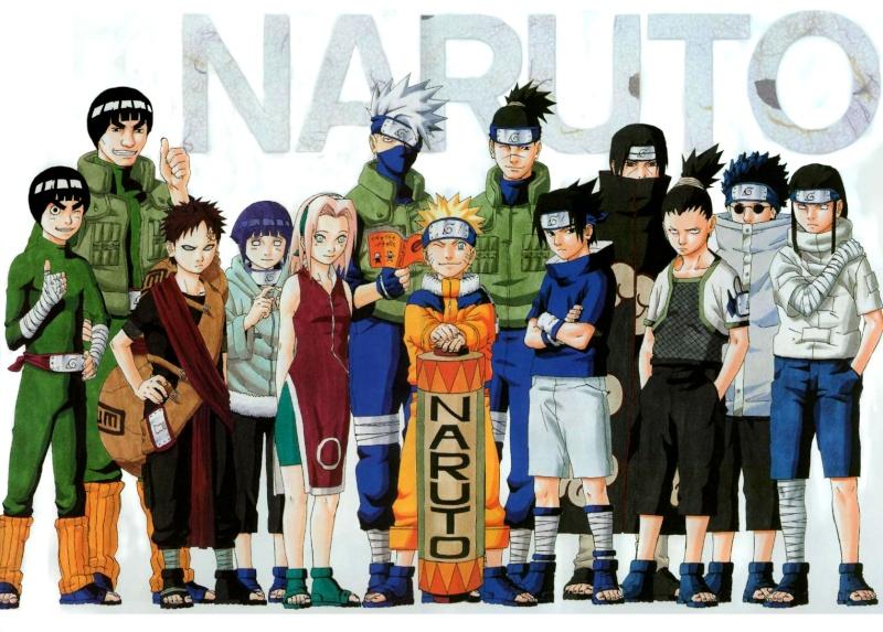- Naruto Advance -