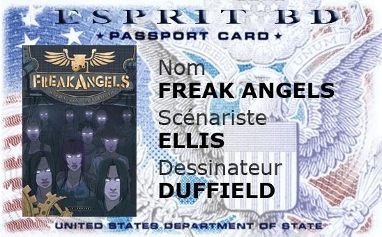 [chronique] FreakAngels de Ellis et Duffield Freaka10
