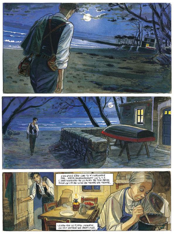 Mattéo de Gibrat Page110