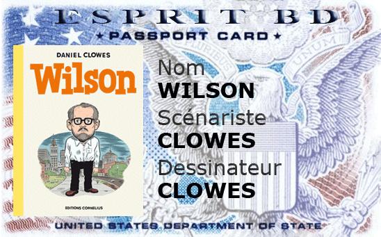 [chronique] Wilson de Daniel Clowes Wilson10