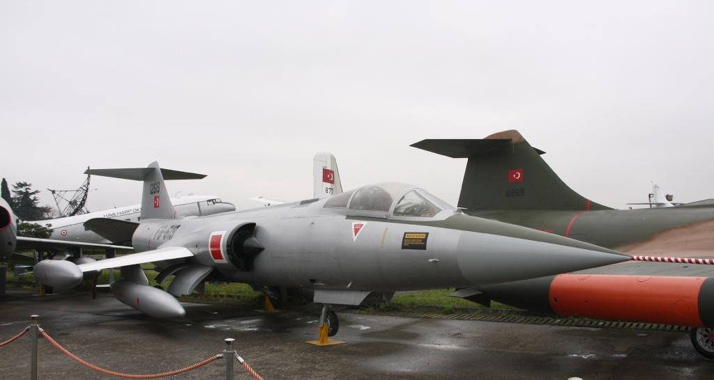Musée des forces aériennes Turques à Istanbul Istanb43