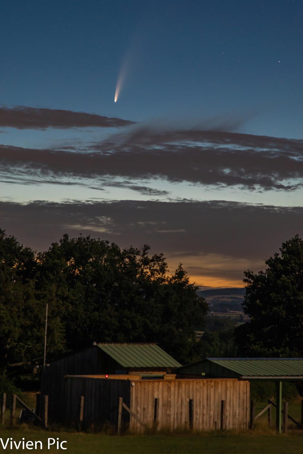 comète à l'horizon Dsc04210