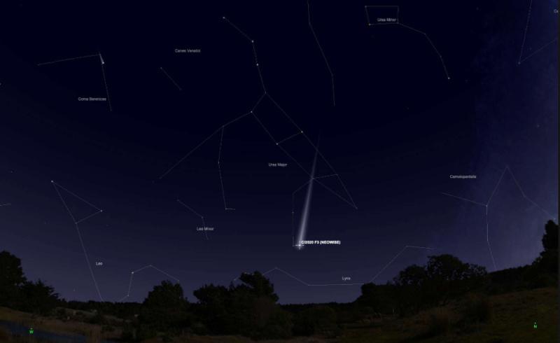 comète à l'horizon - Page 4 Screen23