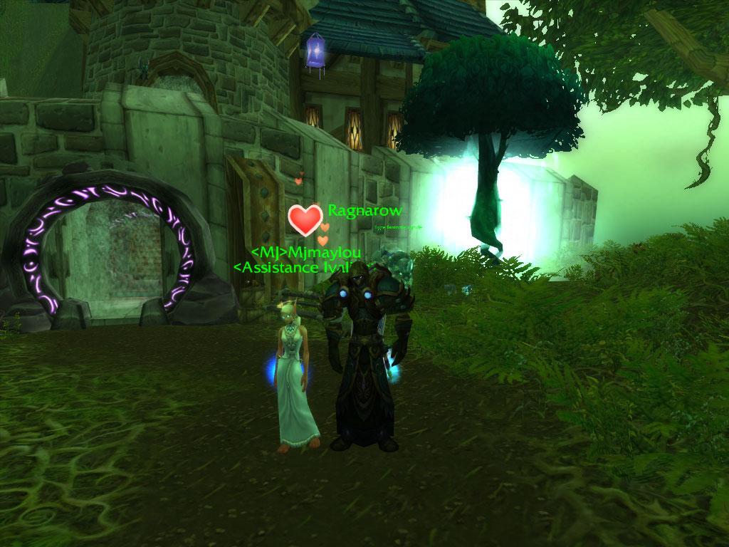 Exemple de candidature Appréciée : [Druide heal] Ragnarow Maylou10