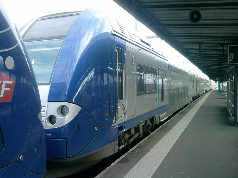 Les nouveaux trains Paris - Rouen - Le Havre - Page 4 P0709112