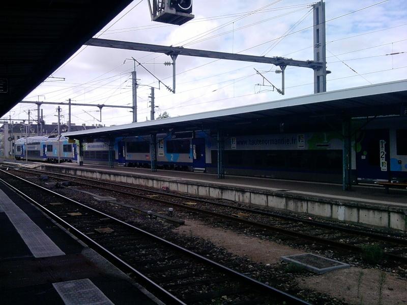 Les nouveaux trains Paris - Rouen - Le Havre - Page 4 P0709113