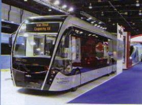 [Matériel roulant] 9 nouveaux autobus articulés type BHNS pour Viacités Van_ho10