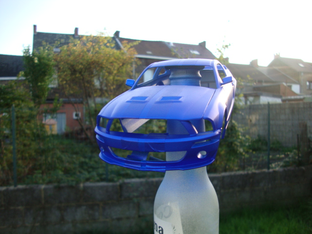 ford mustang 2007 gt 500 06010