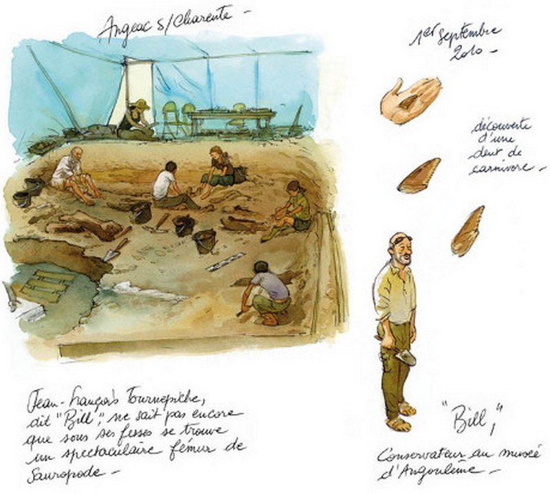 Paleontologie, l'actu... Rtemag14
