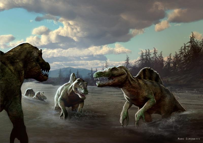 Paleontologie, l'actu... - Page 2 Spinos10