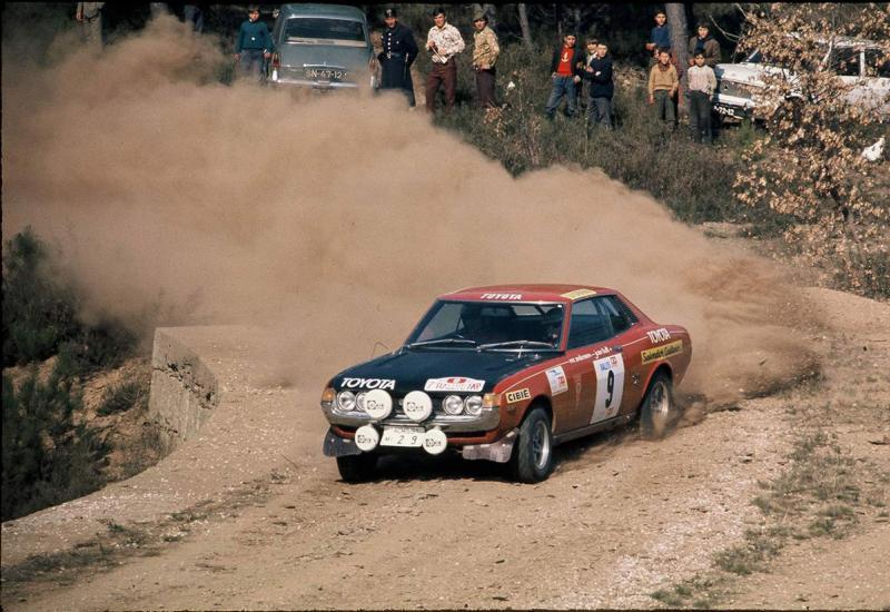 Vantage compétition de nos autos Japonaises préférées 1973_o10