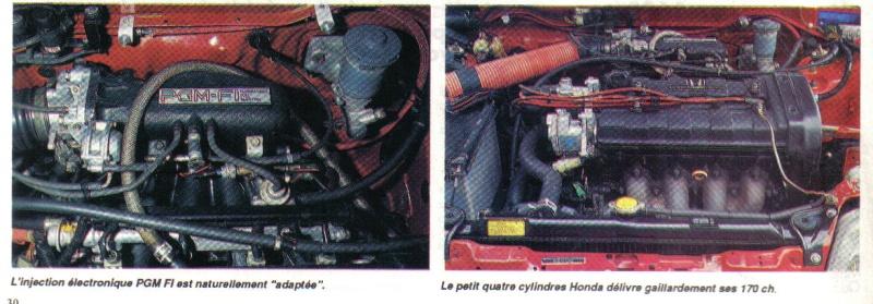Essais COURSE HONDA CIVIC Groupe A Honda_16