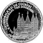 Euro Coffret Annuel Belge Mi49_n10