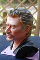 Buste Johnny Hallyday  Img_2810