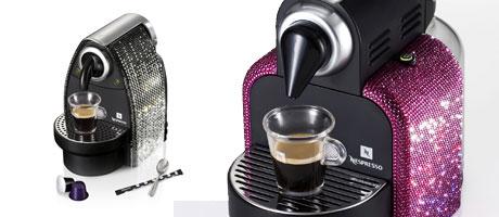[Expresso] Nespresso édition limitée SWAROVSKI 0013
