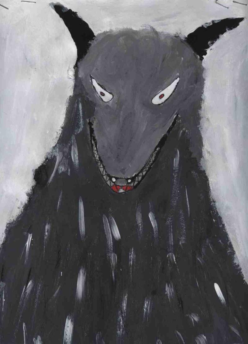 Au sujet du grand loup gris.... Loup10