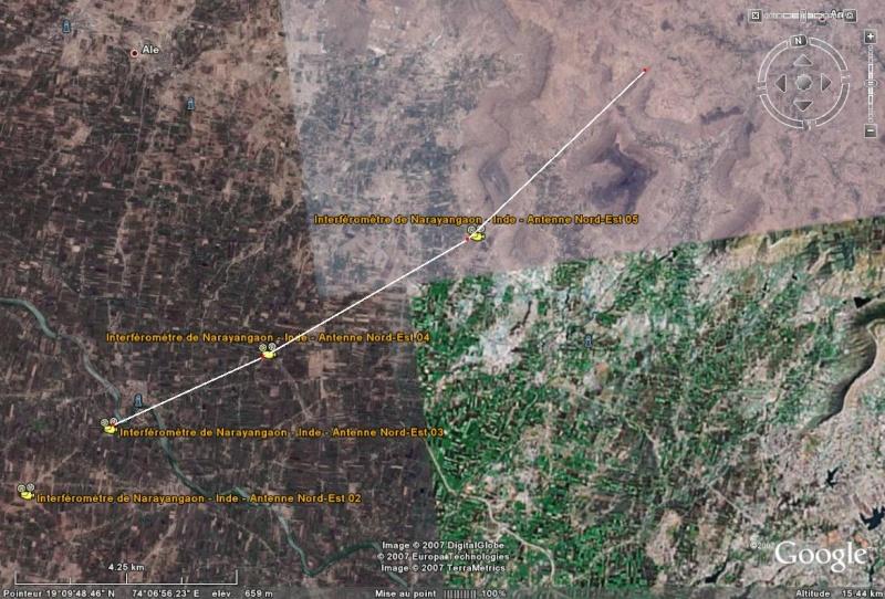 Interféromètre de Narayangaon - Antenne Nord-Est 06 (trouvé) Antenn10