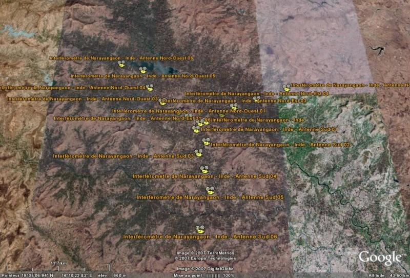 Interféromètre de Narayangaon - Antenne Nord-Est 06 (trouvé) Interf10
