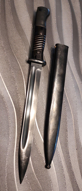 Baionnette mauser  Euf Horster 1940  41asw Img_2040