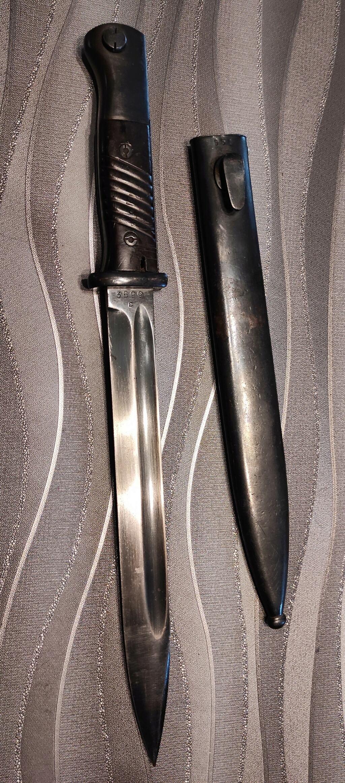 Baionnette mauser  Euf Horster 1940  41asw Img_2041