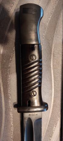 Baionnette mauser  Euf Horster 1940  41asw Img_2044