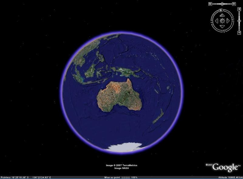Australie ? [Image truquée de Google Earth] Austra12