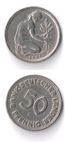 Alemania, 50 Pfennig, (varias cecas fechas) 50_pfe13