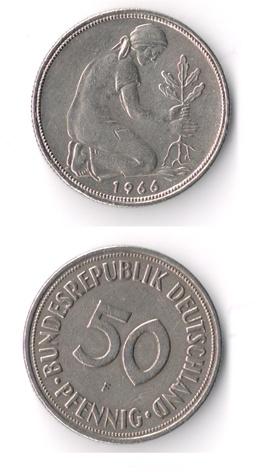 Alemania, 50 Pfennig, (varias cecas fechas) 50_pfe17