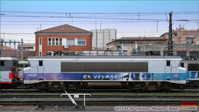Pk 256,4 : Gare de Toulouse Matabiau (31) 2011_020