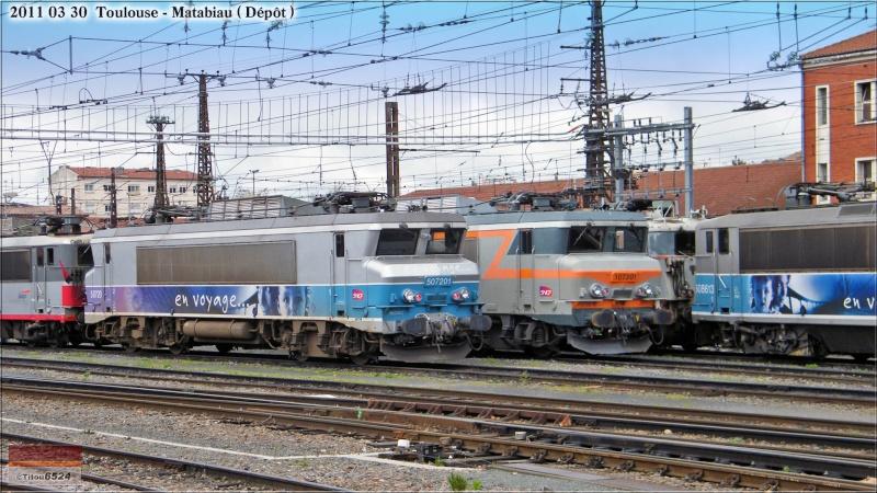 Pk 256,4 : Gare de Toulouse Matabiau (31) 2011_021