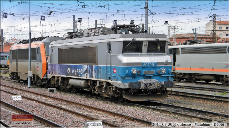 Pk 256,4 : Gare de Toulouse Matabiau (31) 2011_024