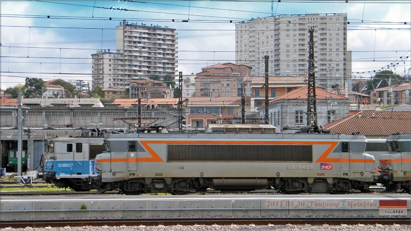 Pk 256,4 : Gare de Toulouse Matabiau (31) 2011_026