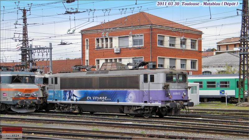 Pk 256,4 : Gare de Toulouse Matabiau (31) 2011_028