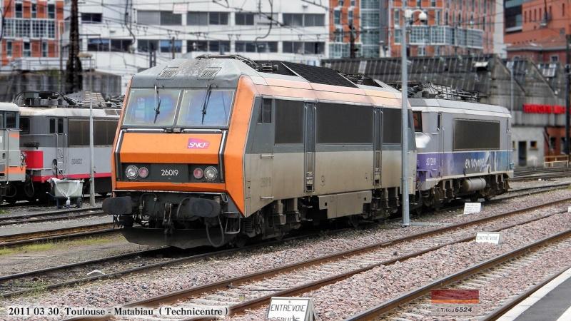 Pk 256,4 : Gare de Toulouse Matabiau (31) 2011_029