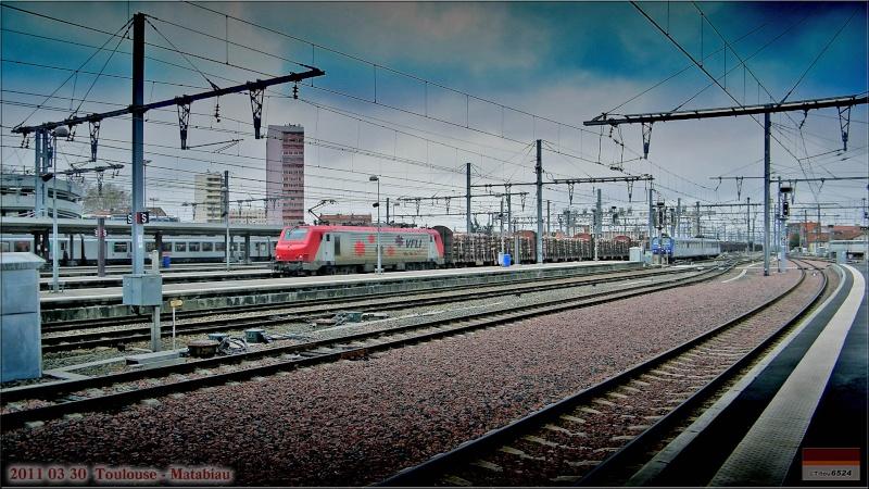 Pk 256,4 : Gare de Toulouse Matabiau (31) 2011_032