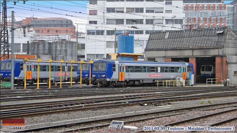 Pk 256,4 : Gare de Toulouse Matabiau (31) 2011_033