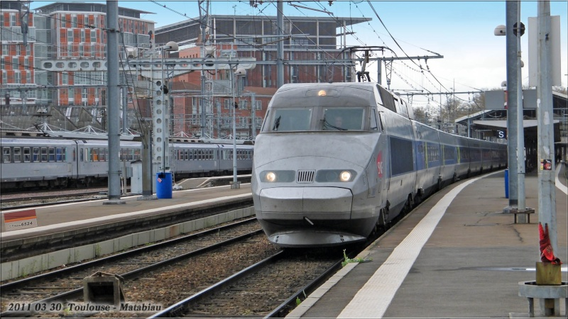 Pk 256,4 : Gare de Toulouse Matabiau (31) 2011_035