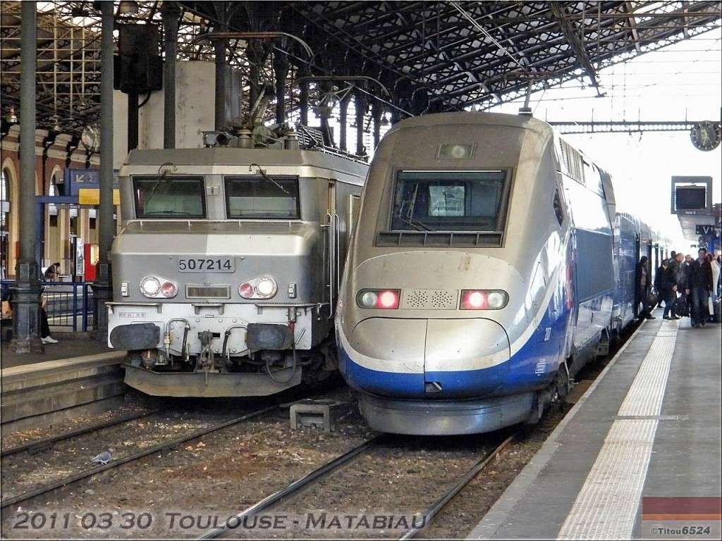 Pk 256,4 : Gare de Toulouse Matabiau (31) 2011_038