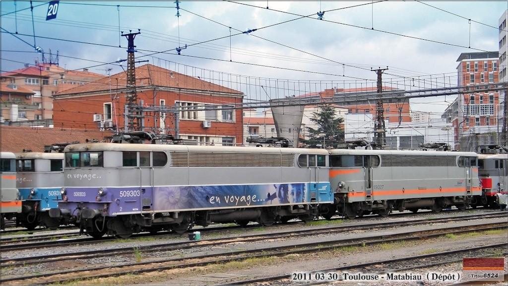 BB 9300 : Le point sur les 9300 en 2011 2011_043