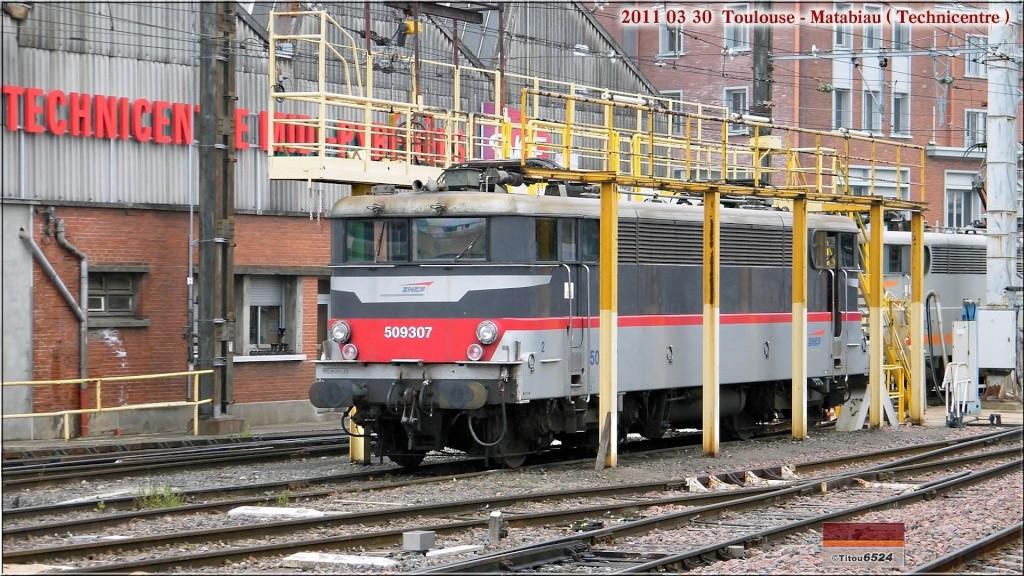 BB 9300 : Le point sur les 9300 en 2011 2011_044