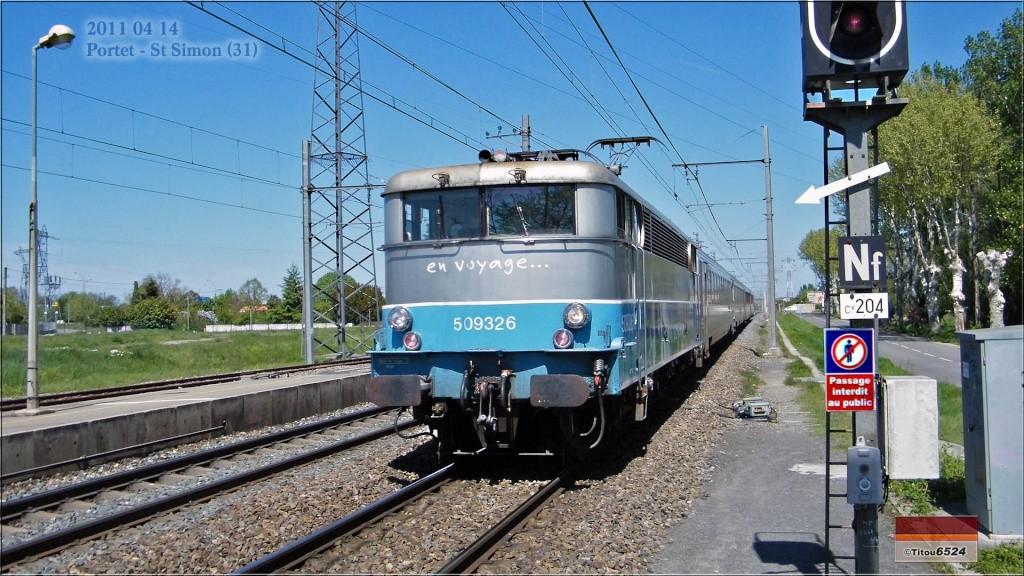 BB 9300 : Le point sur les 9300 en 2011 2011_053