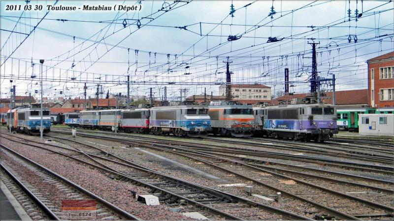 Pk 256,4 : Gare de Toulouse Matabiau (31) 2011_063