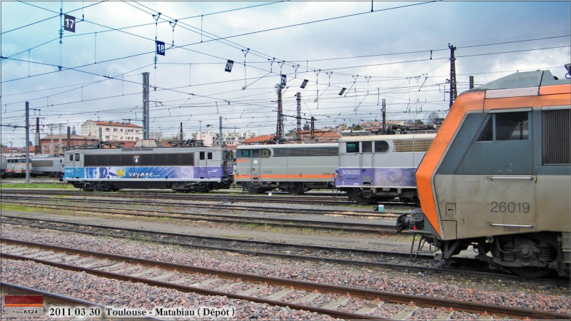 Pk 256,4 : Gare de Toulouse Matabiau (31) 2011_064