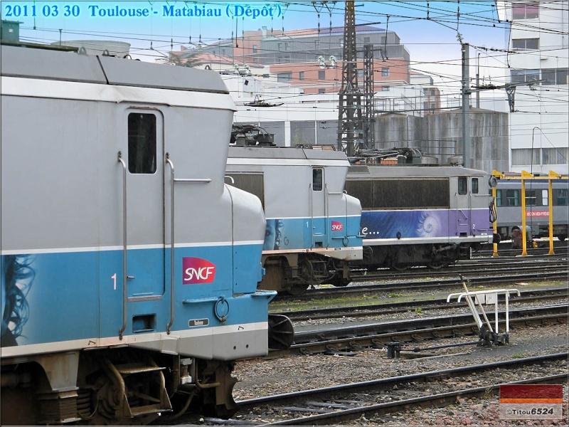 Pk 256,4 : Gare de Toulouse Matabiau (31) 2011_065
