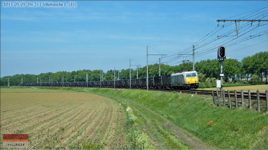 Photos et vidéos de la ligne Bordeaux - Toulouse - Narbonne - Sète (2007-2013) 2011_071