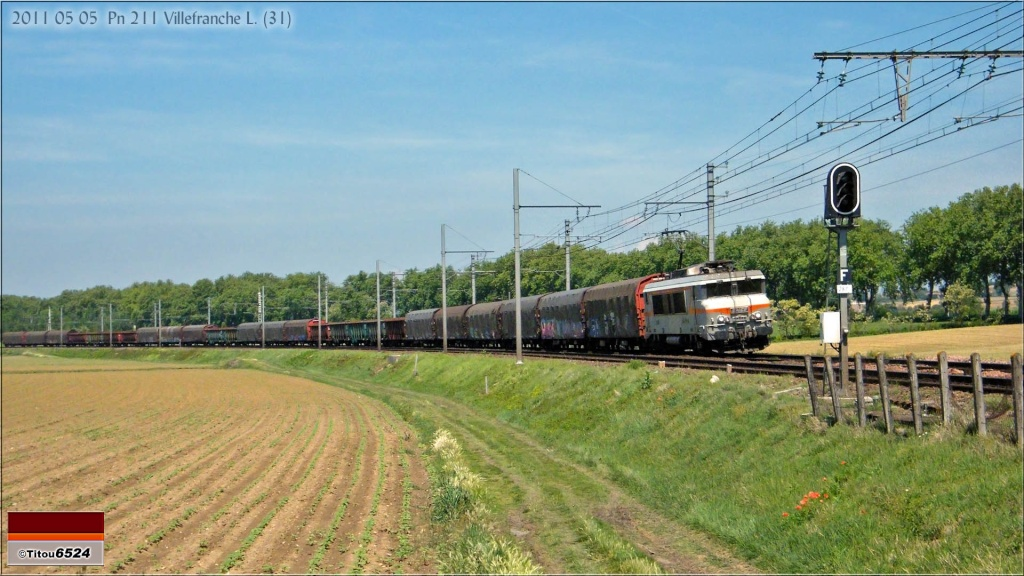 Photos et vidéos de la ligne Bordeaux - Toulouse - Narbonne - Sète (2007-2013) - Page 2 2011_078