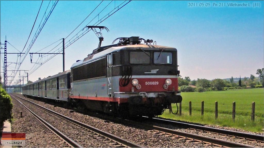 Photos et vidéos de la ligne Bordeaux - Toulouse - Narbonne - Sète (2007-2013) - Page 2 2011_079