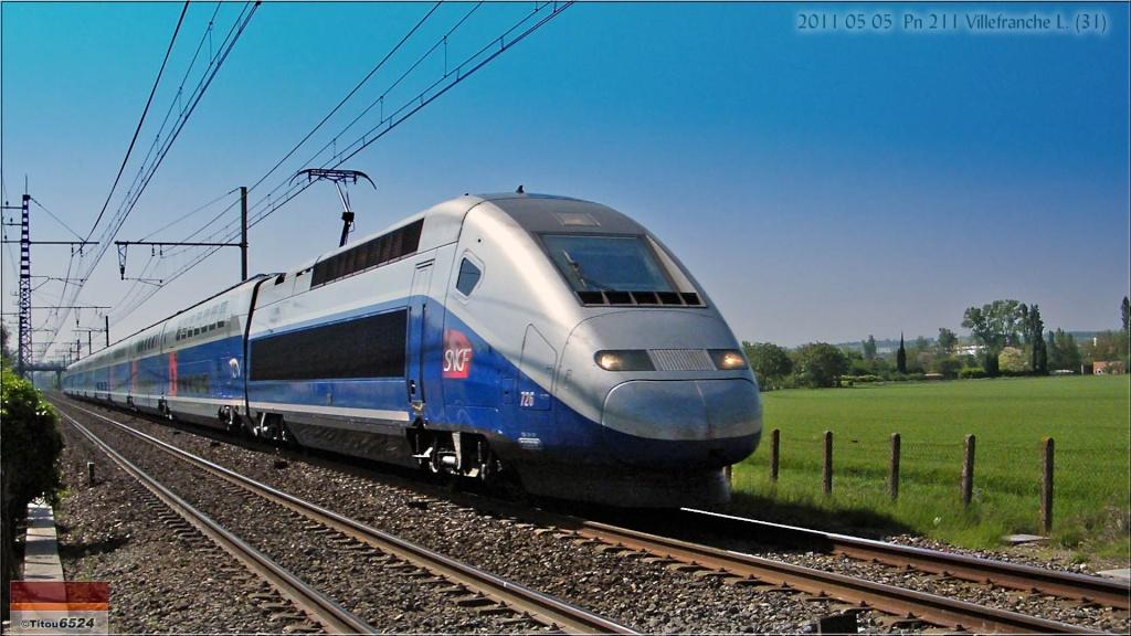 Photos et vidéos de la ligne Bordeaux - Toulouse - Narbonne - Sète (2007-2013) - Page 2 2011_082