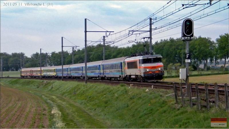 Photos et vidéos de la ligne Bordeaux - Toulouse - Narbonne - Sète (2007-2013) - Page 2 2011_085