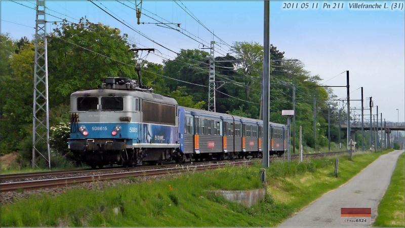 Photos et vidéos de la ligne Bordeaux - Toulouse - Narbonne - Sète (2007-2013) - Page 2 2011_088